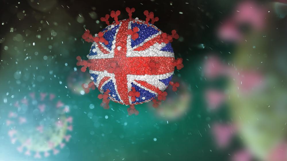 Studiu: Tulpina britanică de Covid-19 este cu 45% mai contagioasă decât varianta inițială