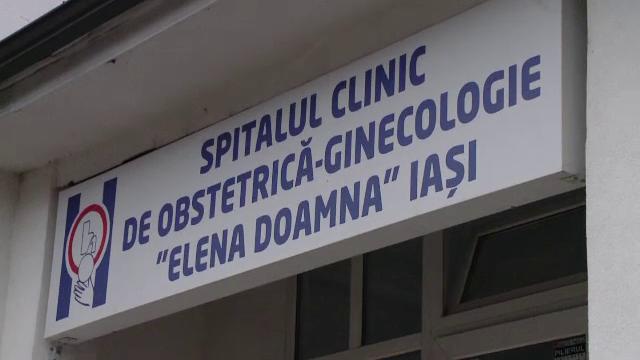 Premieră națională. O femeie infectată cu Covid-19 a născut cvadrupleți, la Iași