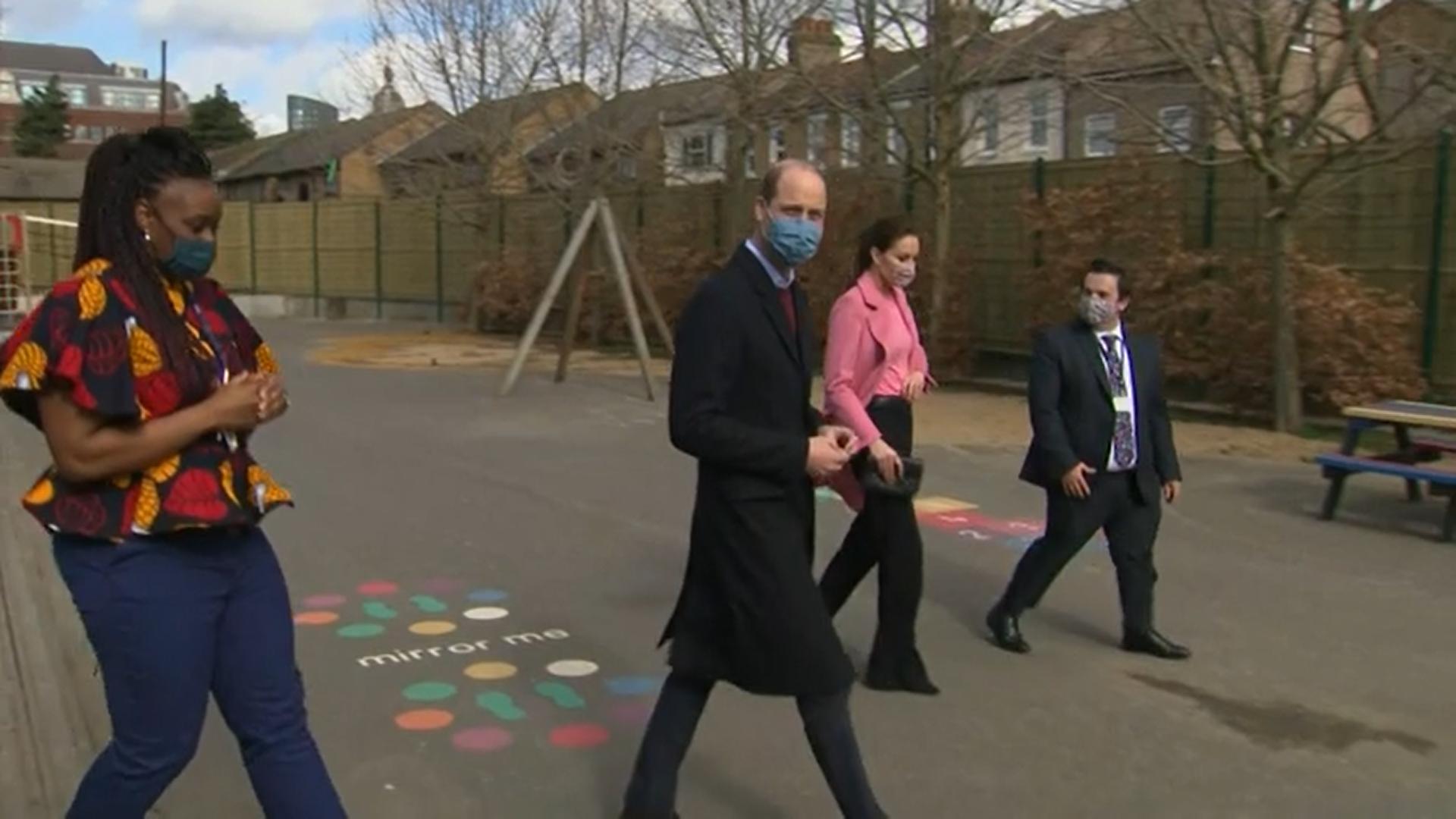 VIDEO. Prințul William, prima reacție după interviul cu Harry și Meghan: Familia regală britanică nu este rasistă