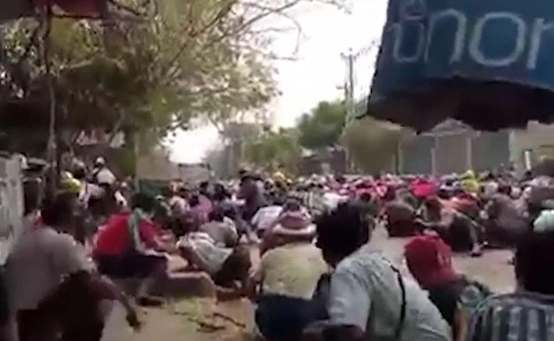 Protestele din Myanmar, tot mai violente. Armata nu ezită să folosească arme letale