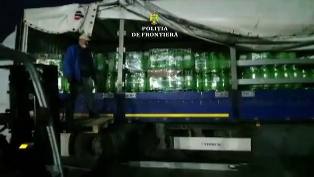 Gaz periculos adus din Turcia, descoperit în Portul Constanța