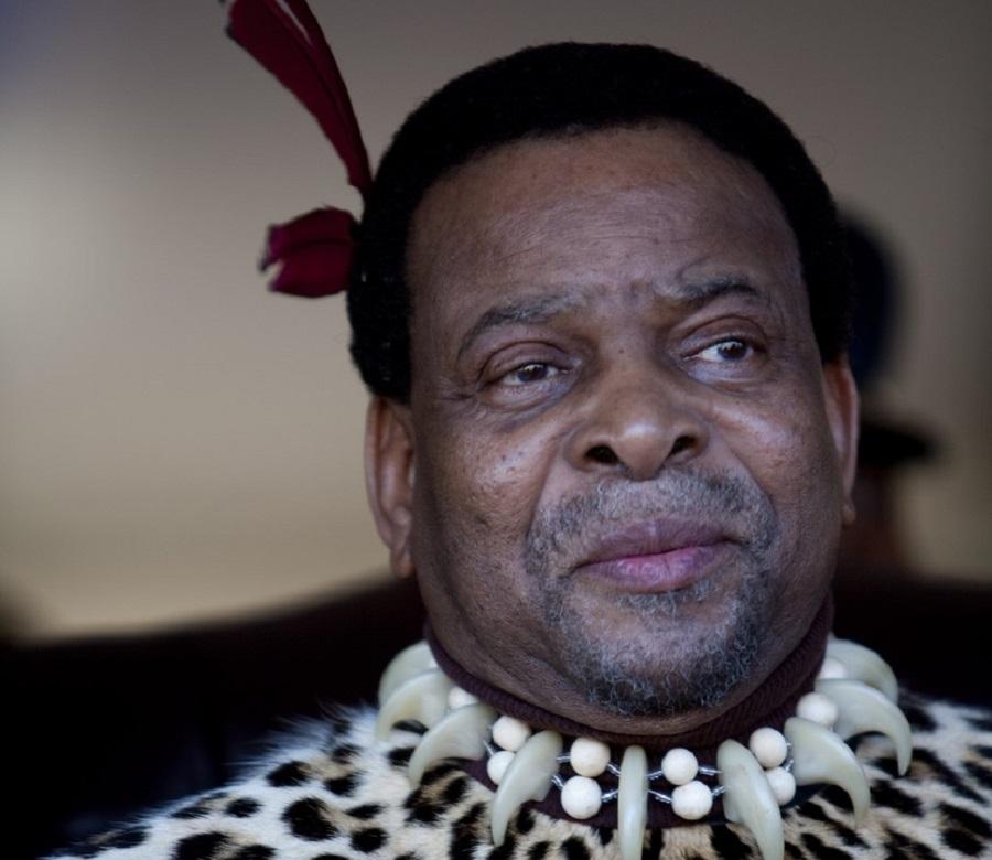 Regele poporului Zulu, Goodwill Zwelithini, a murit. Avea șase soții și 28 de copii