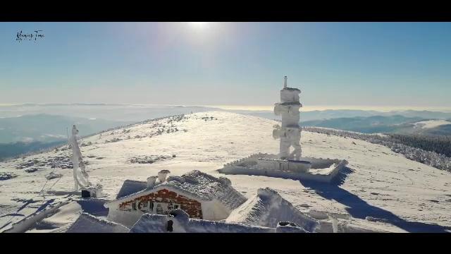 Muntele Vlădeasa, locul magic din Apuseni. Turiștii sunt așteptați pentru a încerca adrenalina sporturilor extreme