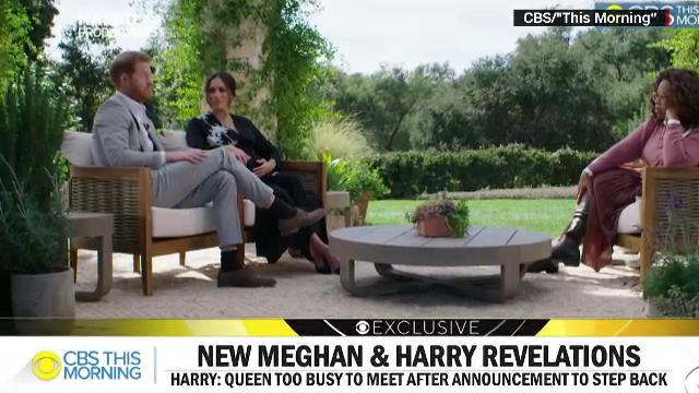 Efectul neașteptat al interviului dat de Prințul Harry și Meghan. Toată lumea vrea acum scaune ca ale lor