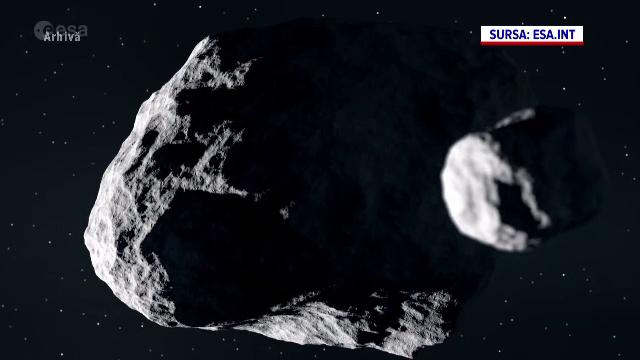 Cel mai mare și mai rapid asteroid de anul acesta va trece pe lângă Pământ. Când poate fi văzut și din România
