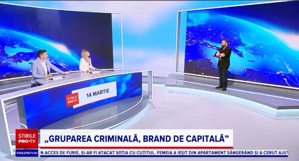 """""""România, te iubesc!"""", despre clanurile interlope din București. Cosmin Savu: """"Au fost amenințări"""""""