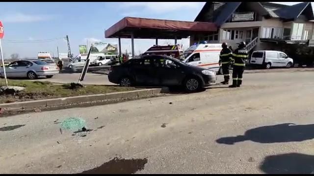 Accident cu victimă în Dâmbovița. Ce s-a întâmplat