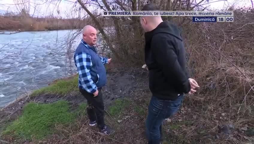 """""""Apa trece, mizeria rămâne!"""", o anchetă de Rareș Năstase, duminică la """"România, te iubesc!"""""""