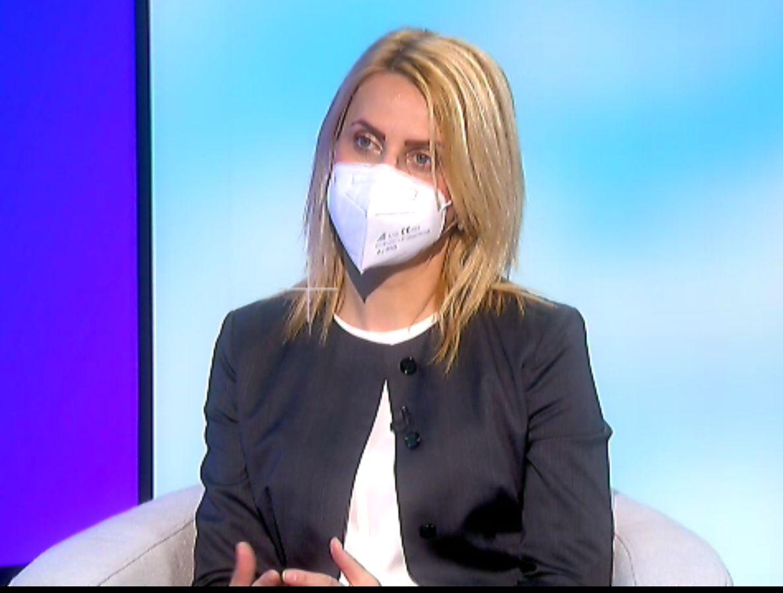 """Dr. Beatrice Mahler, despre valul trei de infectări: """"Este o formă de COVID mai agresivă decât ce am văzut în 2020"""""""