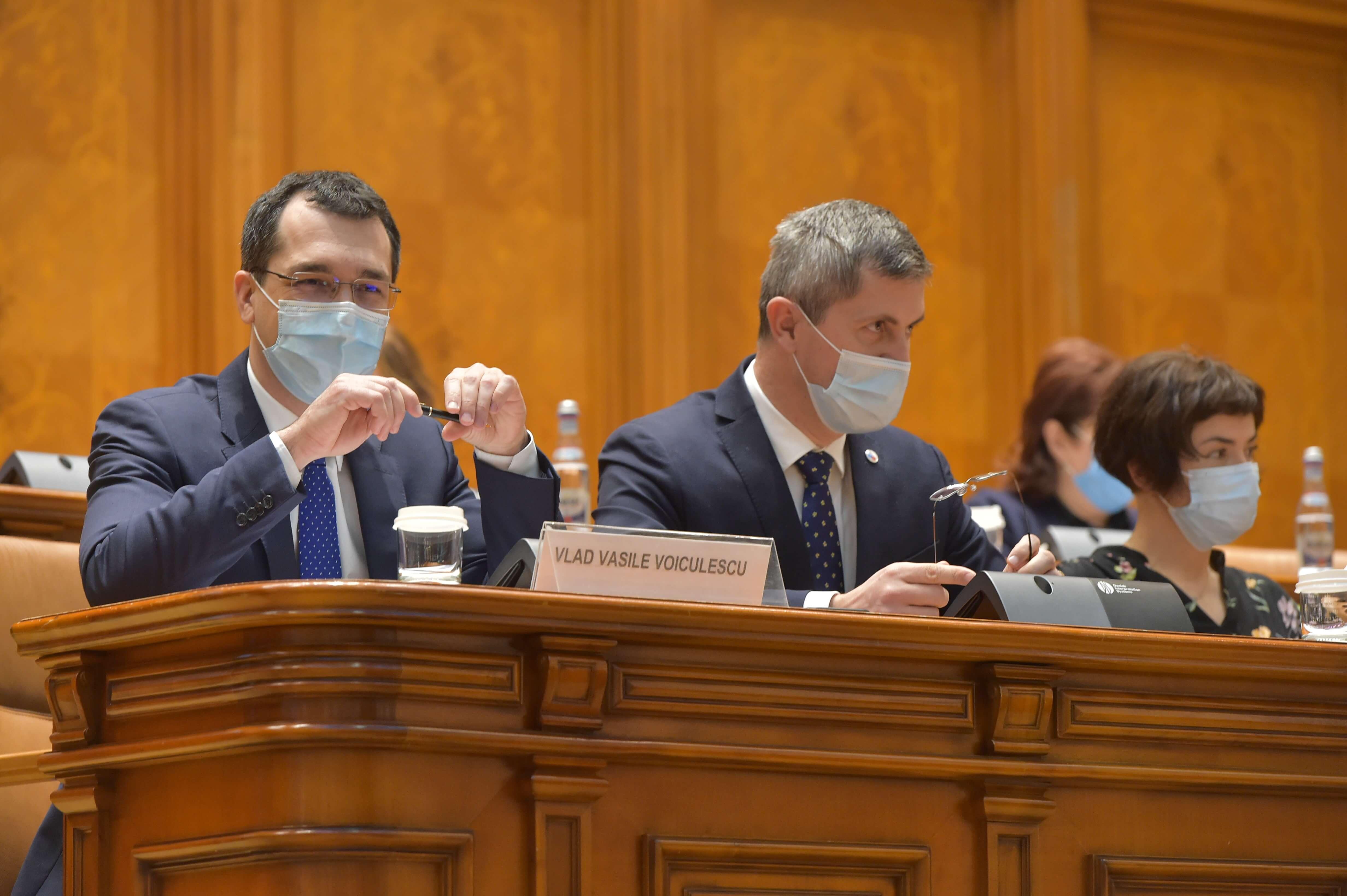 Iohannis, de partea lui Voiculescu. Dan Barna: Președintele ne-a cerut să îl susținem