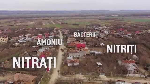 Orașul din România în care apa este infestată cu bacterii chiar sub nasul autorităților