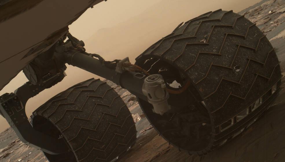 Cauciucurile folosite de roverele NASA vor fi comercializate în curând pentru publicul larg