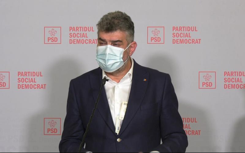 Ciolacu a explicat de ce i-au ieşit banii din buzunar la o conferinţă de presă: Nu am portofel
