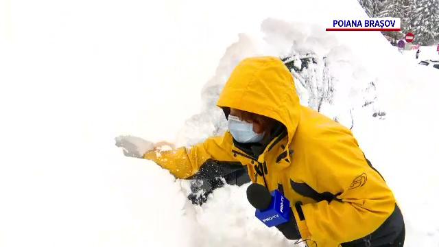 """Zăpezi de 2 metri, la mijlocul lui martie. """"În ultimii 30 de ani nu am mai văzut așa ceva"""""""