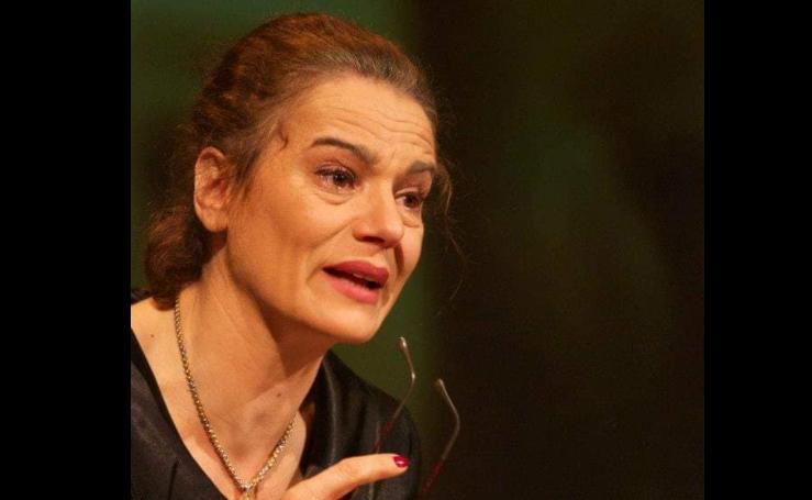 """Maia Morgenstern, jignită de remarcă antisemită: """"E grav. E urât. Sunt rănită. Tremur"""""""