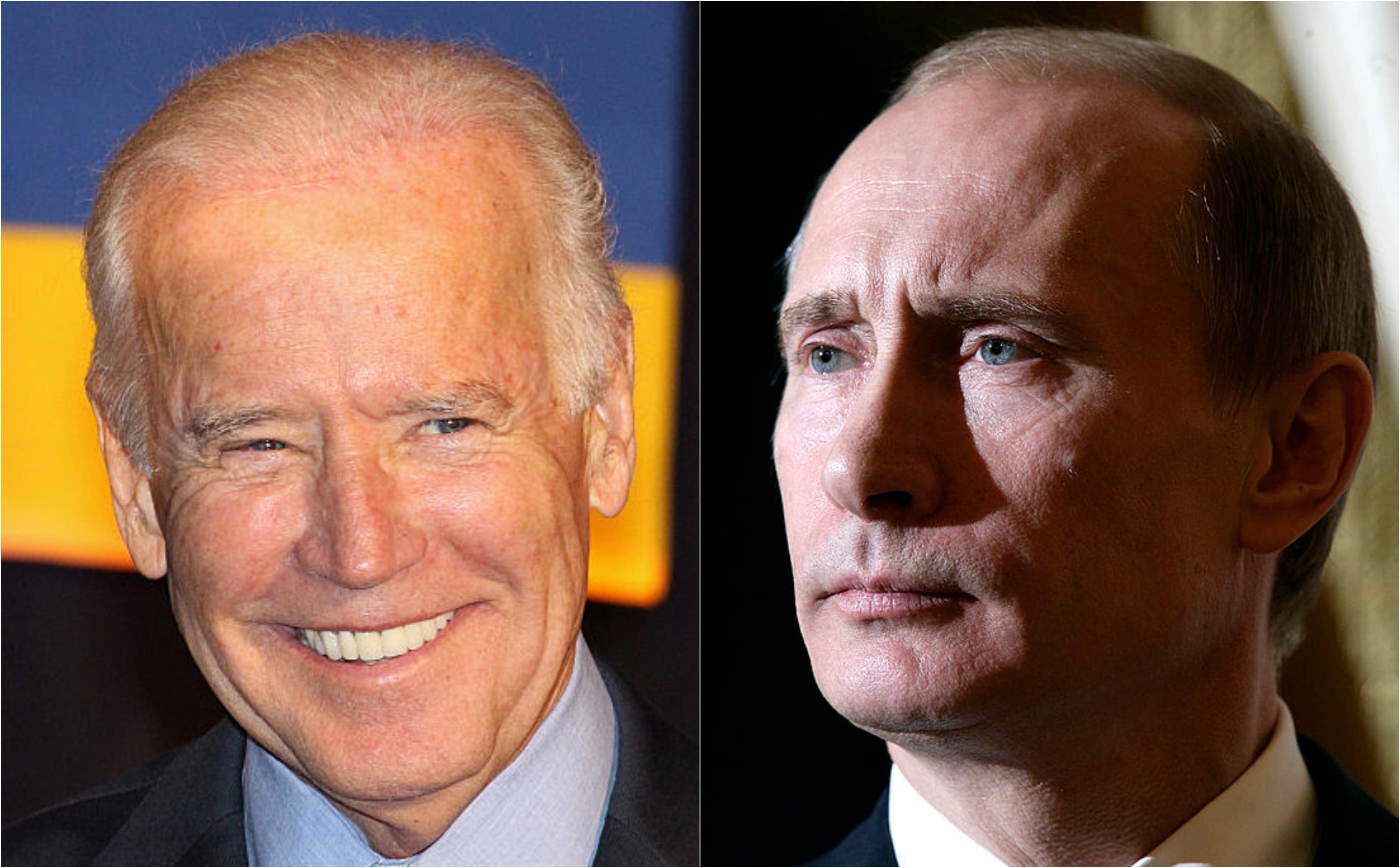 """Biden: """"SUA vor răspunde puternic şi semnificativ dacă Rusia se angajează în activităţi nocive"""