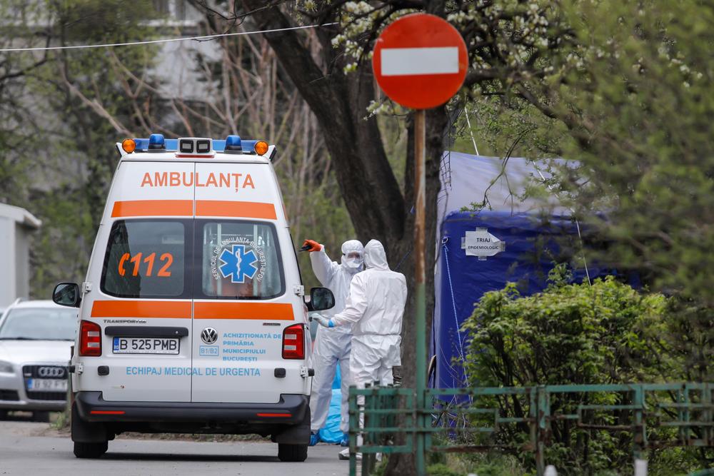 Coronavirus în România, bilanț 21 martie: 4.267 cazuri noi de persoane infectate cu Covid-19