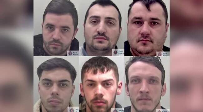Șase români au fost condamnați în Marea Britanie. Din ce făceau bani
