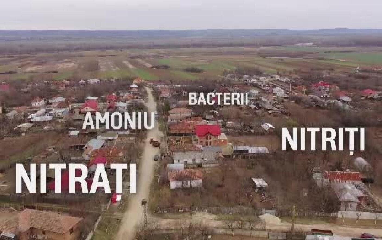 Românii de la sate beau apă cu nitrați și bacterii. Unii primari știu asta, dar nu fac nimic