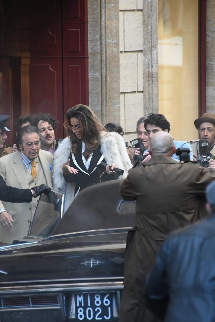 Mădălina Ghenea, la brațul lui Al Pacino. Imaginile care fac senzație în lumea filmului