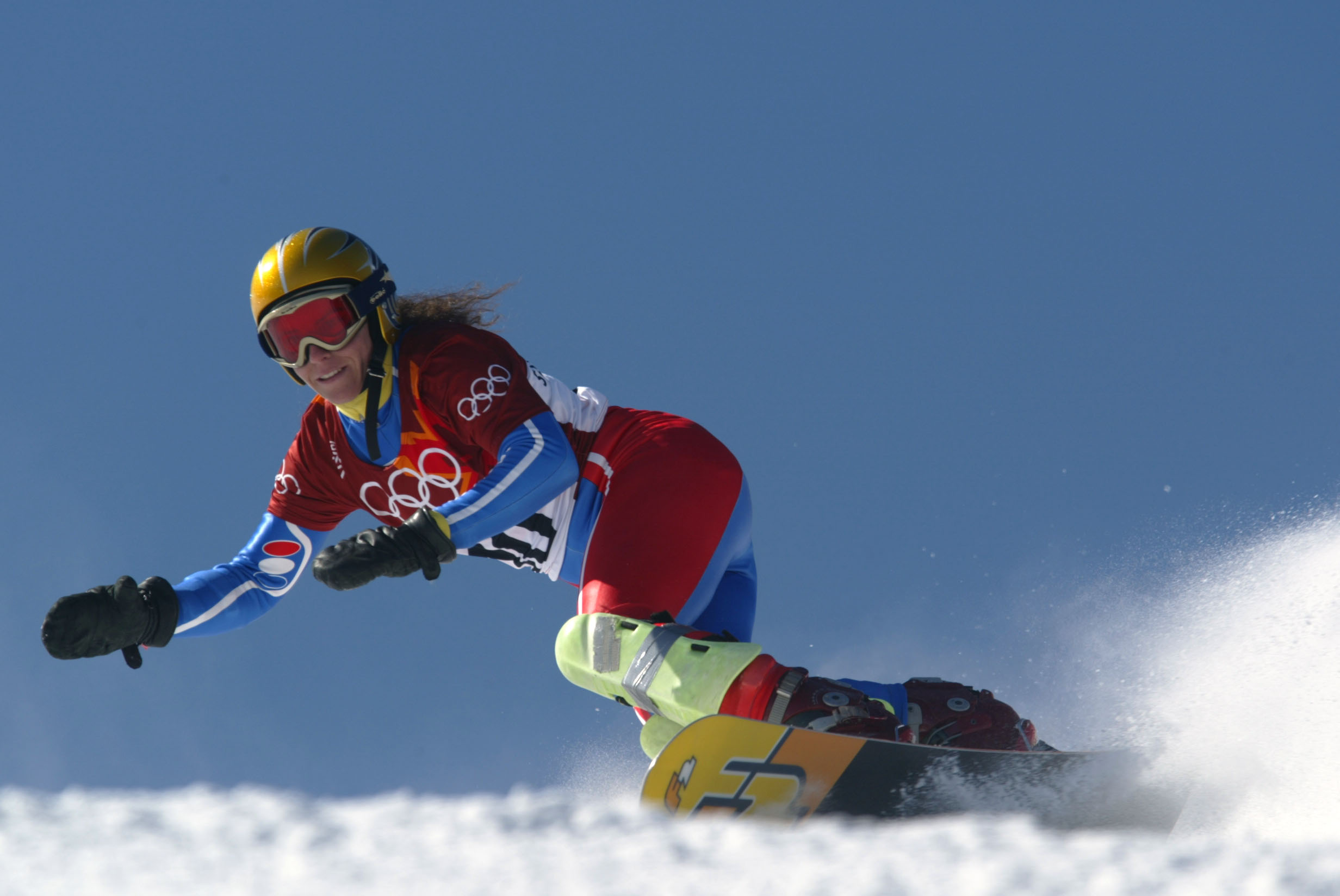 Fosta campioană mondială de snowboard Julie Pomagalski, ucisă de o avalanşă în Elveţia