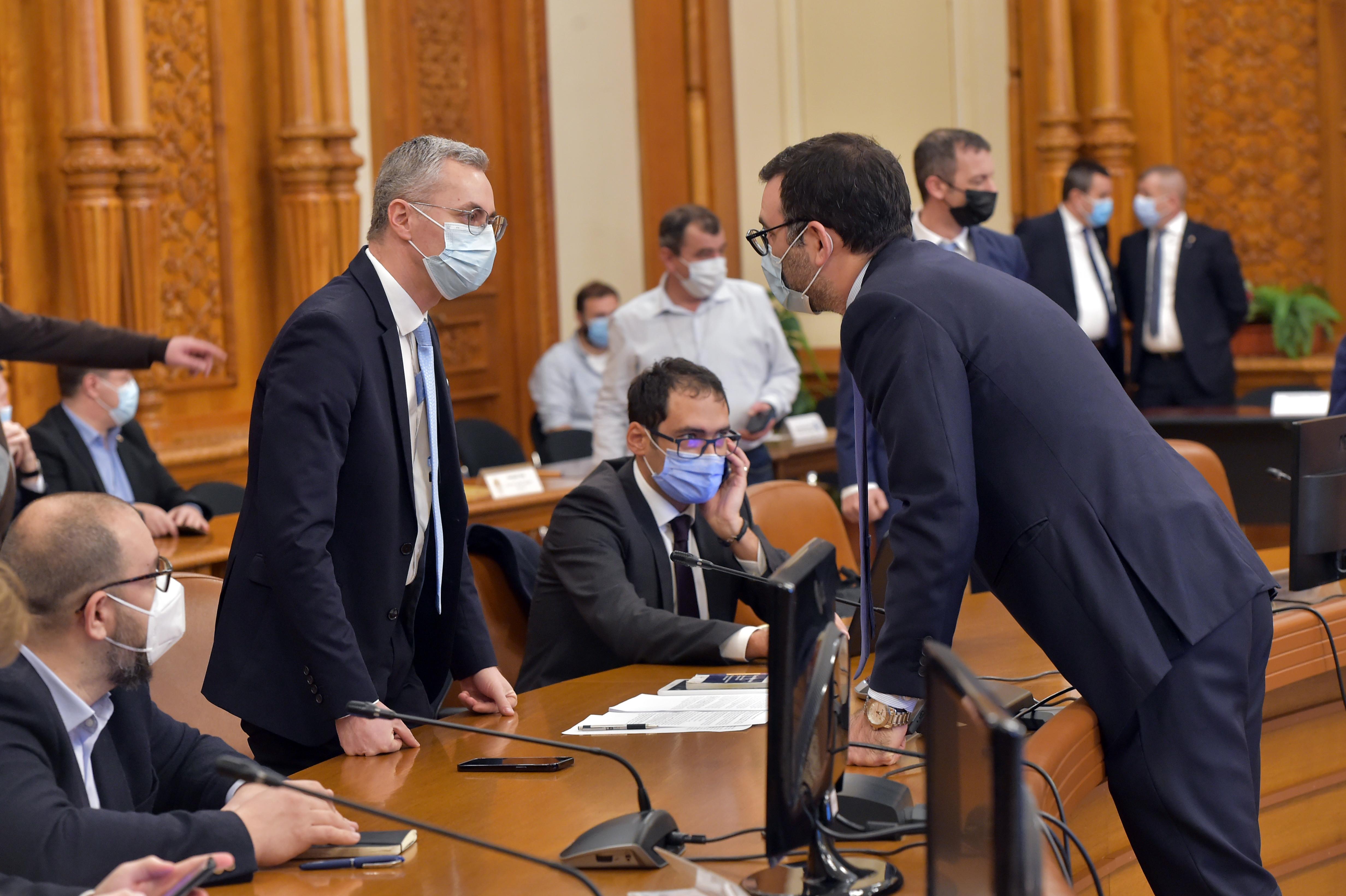 Deputații au adoptat desființarea Secţiei pentru investigarea infracţiunilor din Justiţie