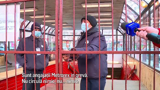 Ministrul de Interne explică de ce nu au intervenit jandarmii în forță în criza de la metrou