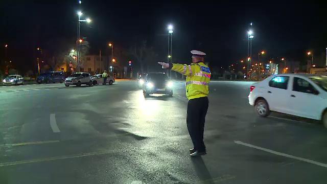 Razie de amploare în Capitală. Polițiștii și jandarmi au informat cetățenii în legătură cu noile măsuri