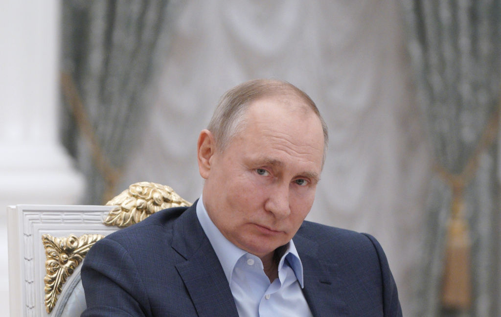 Putin acuză Ucraina de