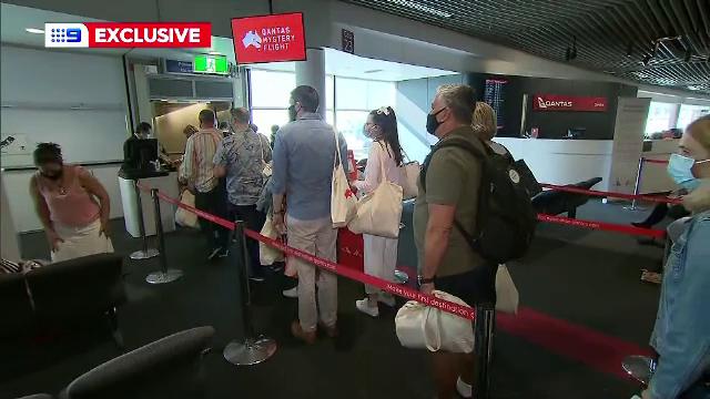 """Zboruri-surpriză pentru australienii dornici de aventură. """"Unde credeți că veți călători azi?"""""""