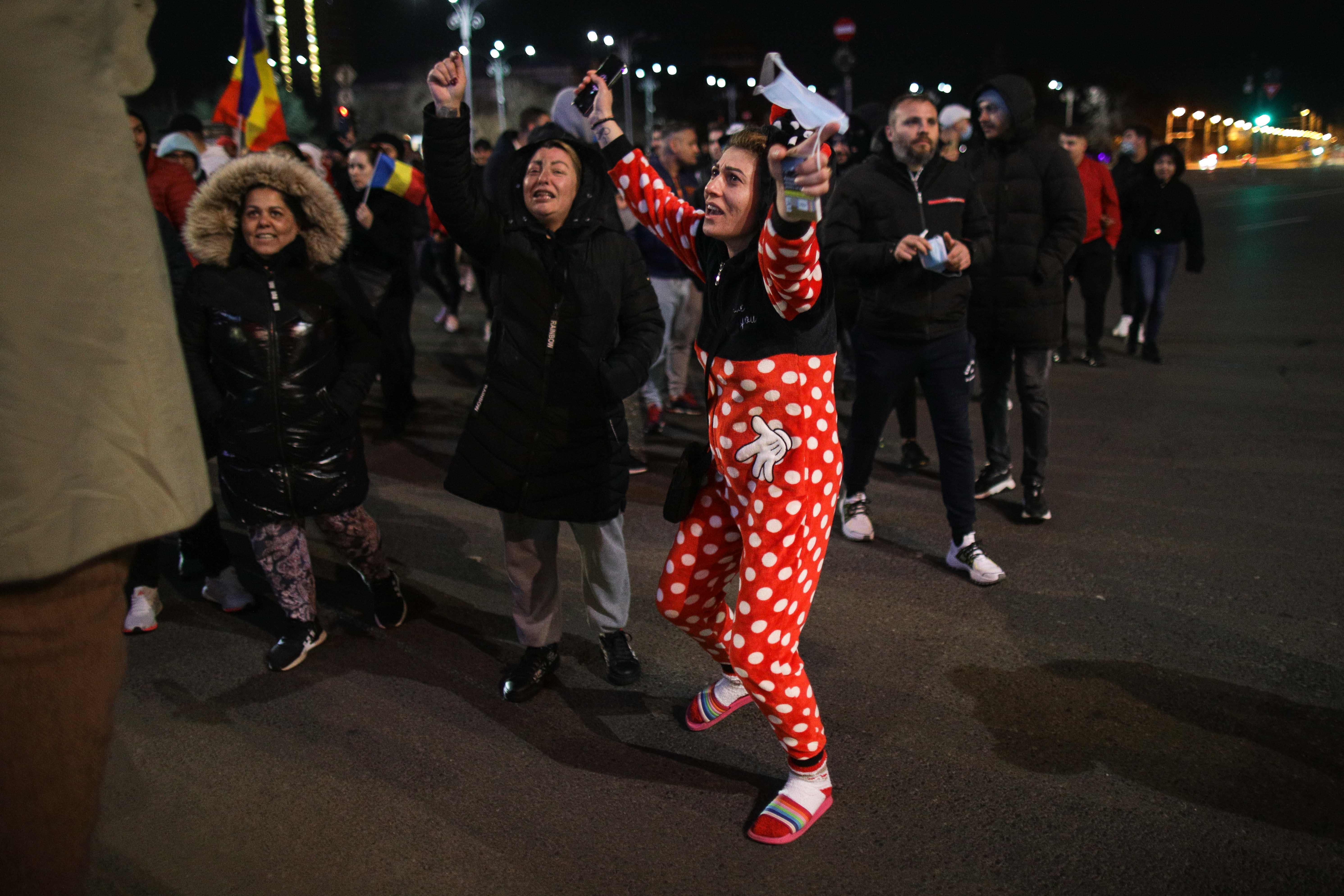 Jandarmeria a dat 219 amenzi participanţilor la proteste, în valoare de aproape 100.000 de lei