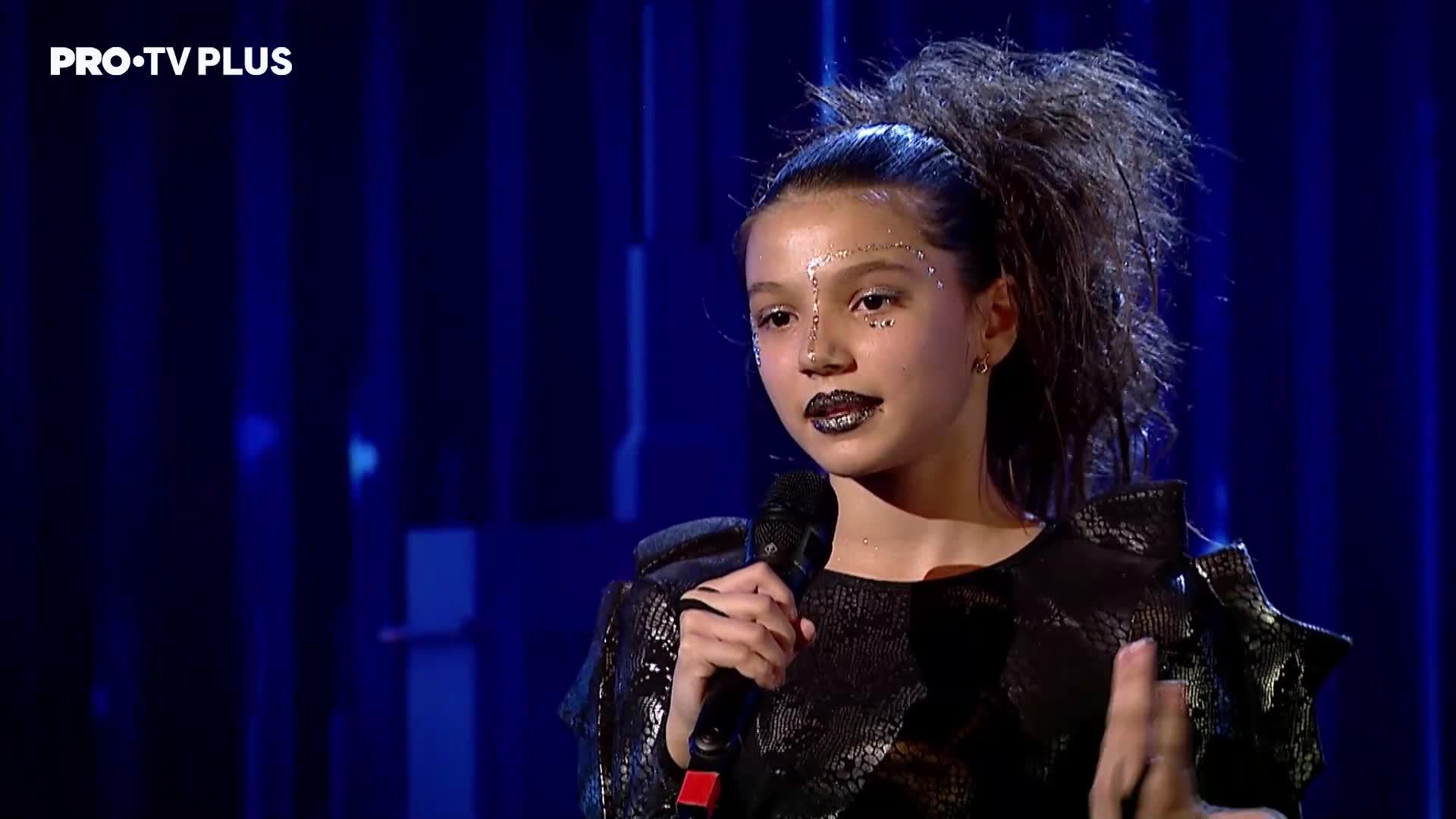 """Interviu cu Raisa Chiribuță. La 11 ani a primit un Golden Buzz la """"Românii au talent"""""""