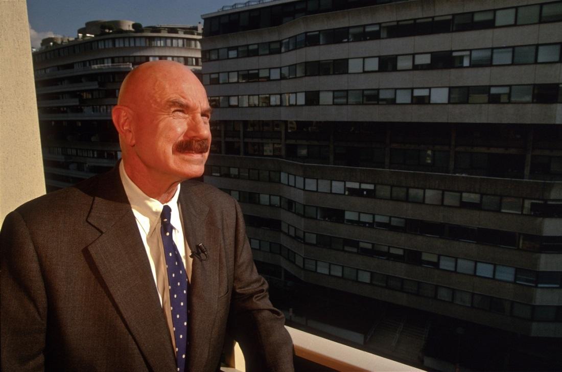 A murit G. Gordon Liddy, unul dintre organizatorii jafului care a dus la căderea preşedintelui Nixon