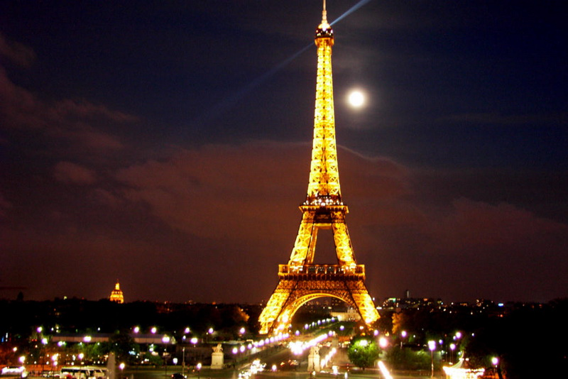 Vanator de chilipiruri: Parisul gratis