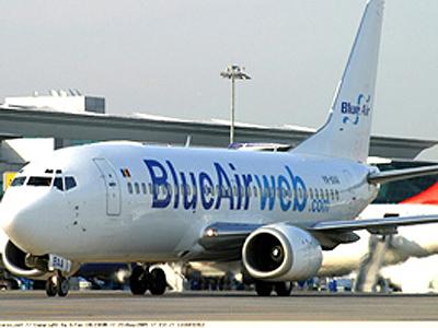 Turbulente in low-cost! Compania aeriana Blue Air a intrat in insolventa