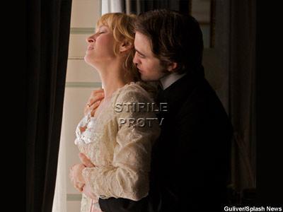 Uma Thurman se lasa sedusa de Robert Pattinson!