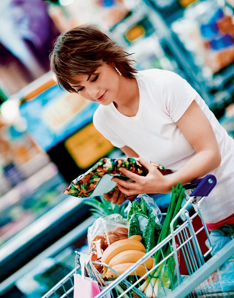 Senat: Etichetarea cu buline a alimentelor, avizata in comisie