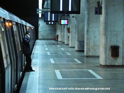 O femeie de 67 de ani a ajuns in coma la Spitalul Bagdasar-Arseni, dupa ce a cazut pe sine la metrou