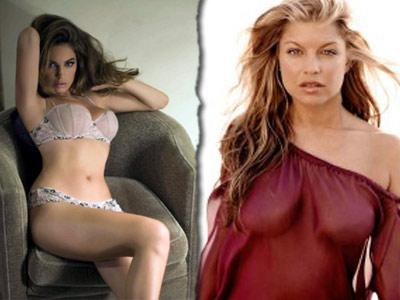Fergie s-a confesat: Vreau sa fac sex cu frumoasa Cheryl Cole