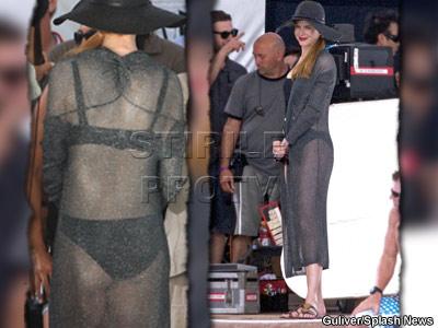 Si din FATA, si din SPATE! Cum va place Nicole Kidman?