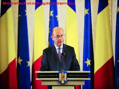 Basescu: Solutia propusa, alternativa la cresterea gradului de indatorare