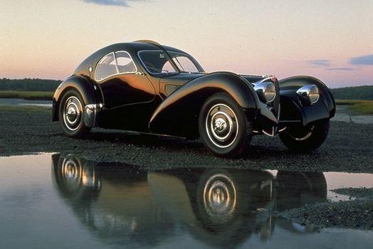 Un Bugatti 57SC Atlantic din 1936 este cea mai scumpa masina din lume