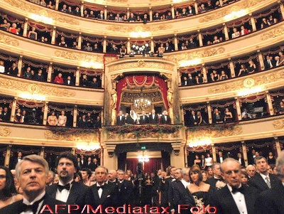 PREMIERA: 80 de rromi, la concertul de la Scala din Milano!