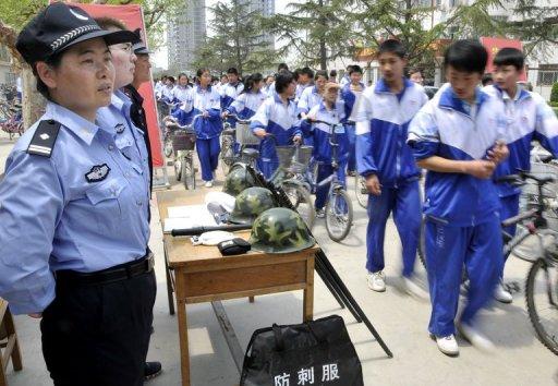 Un nou ATAC la o gradinita din China: 7 copii ucisi si 20 de raniti