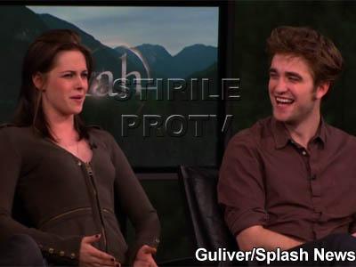 Robert Pattinson si Kristen Stewart se pregatesc de... un bebelus vampir?