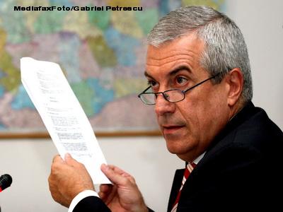 Tariceanu: Ce va face fregata in Mediterana, nefiind echipata? Valuri