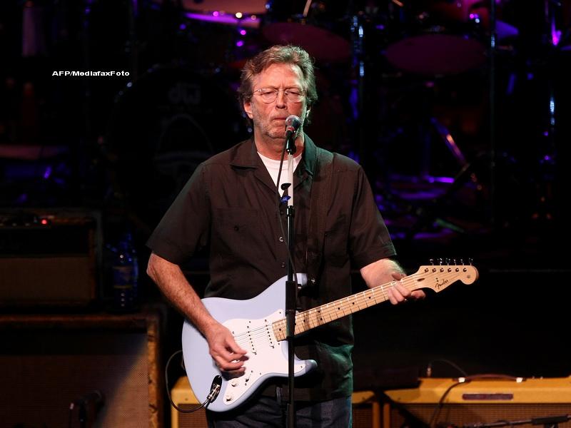 Saptamana concertelor tari: Eric Clapton si Elton John