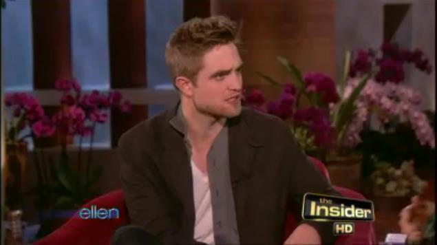 Robert Pattinson: M-am tuns pentru ca aveam paduchi!