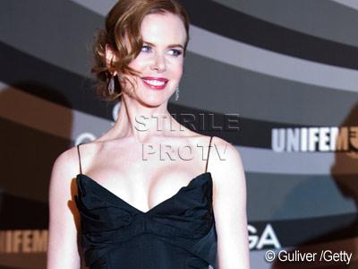 Si-a pus Nicole Kidman silicoane!?