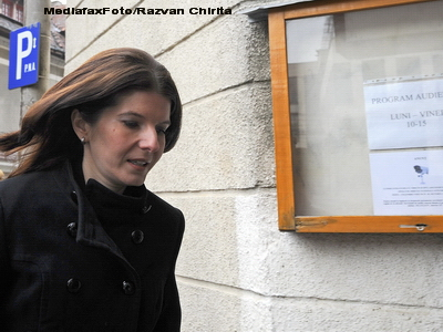 Monica Iacob Ridzi si-a dat demisia din PDL si va ramane parlamentar independent